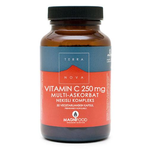 TERRA NOVA - VITAMIN C, 250 mg