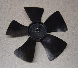 Nadomestna elisa ventilatorja - 5 predalni dehidrator