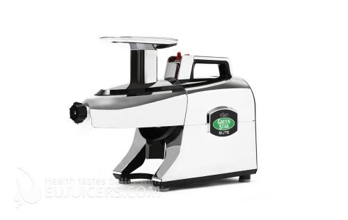 SOKOVNIK TRIBEST GREEN STAR ELITE JUICER 5050 KROM BARVE