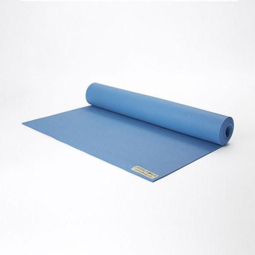 PODLOGA ZA YOGO JADEYOGA HARMONY PROFESIONAL - SLATE BLUE 173cm, 4,5mm