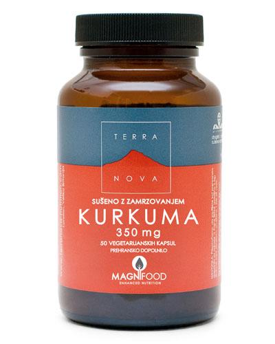 TERRA NOVA - KURKUMA, 350 mg